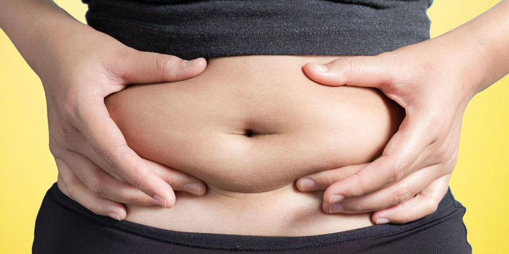 cum poate o femeie să piardă grăsimea corporală)