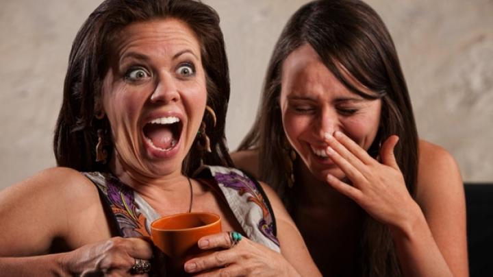poate râsul te ajută să slăbești)