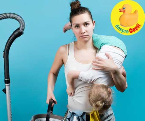 pierderea în greutate pentru mămicile ocupate)
