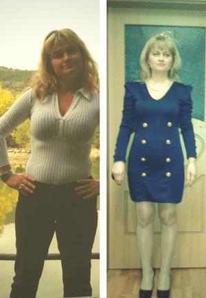 povești de succes la pierderea în greutate