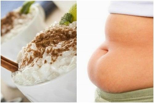 Depunere te face să pierzi în greutate