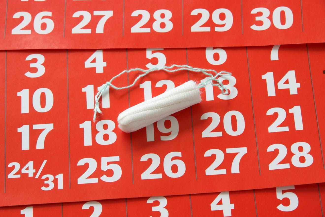 scădere în greutate și nereguli menstruale