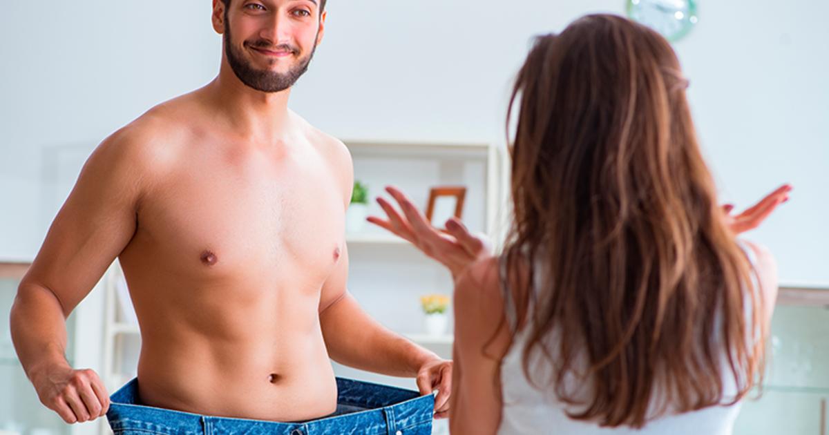 scădere în greutate la bărbat de 65 de ani)