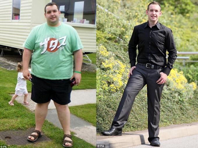 scădere în greutate bărbat în vârstă de 35 de ani Gianelle liscio scădere în greutate