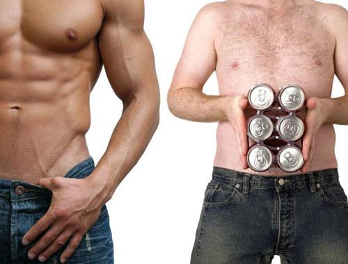 slăbirea corpului pentru bărbați)