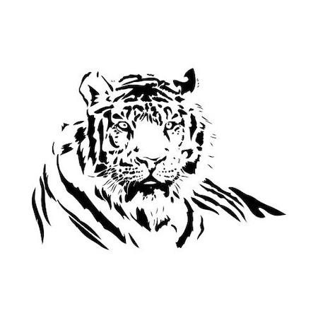 arzător de grăsime tigru negru)