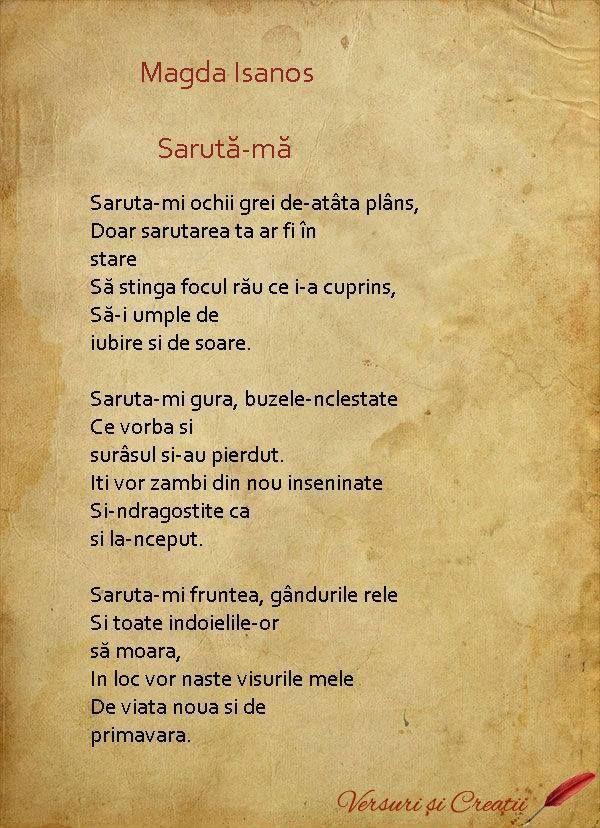 poem de slăbire