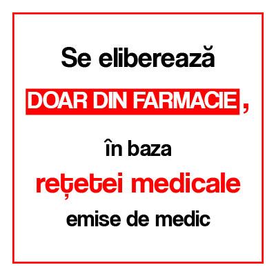 CONCERTA 36 mg COMPR. ELIB. PREL. — Lista Medicamentelor Mediately