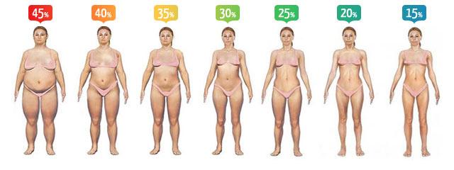 cum să calculați pierderea de grăsime corporală