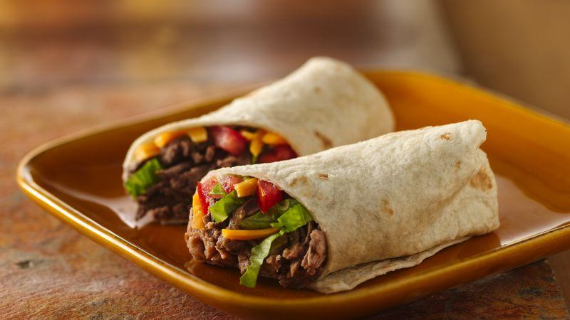 castron sanatos burrito pentru slabire