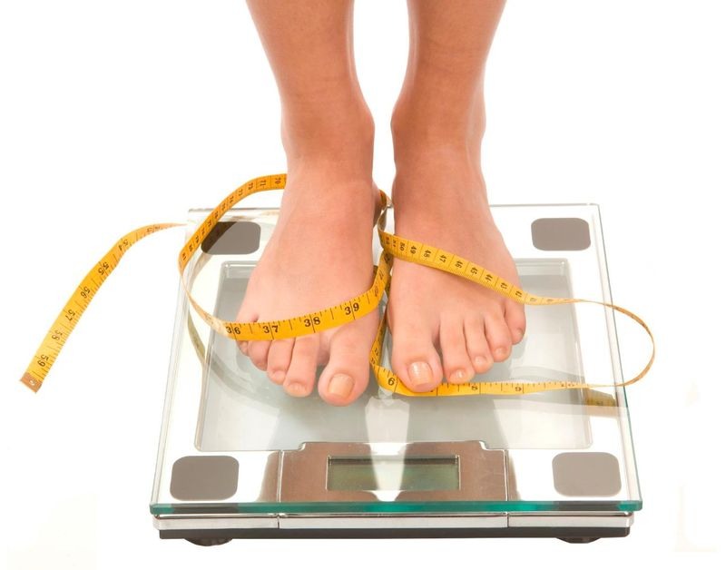 voluntar pentru studii de scădere în greutate