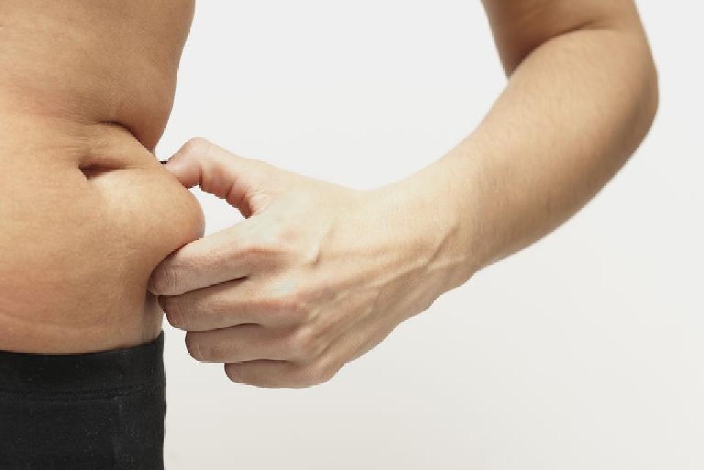 modul de determinare a pierderii de grăsime corporală