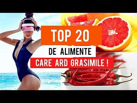 Top 10 Fat burners pentru femei în 2020