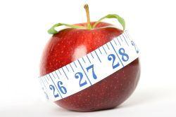 renunțând la obsesia pierderii în greutate