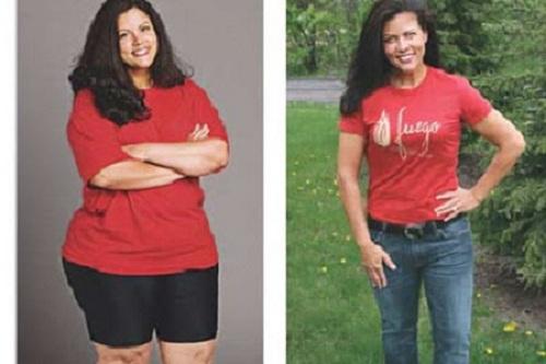 povestea cu pierderea în greutate)