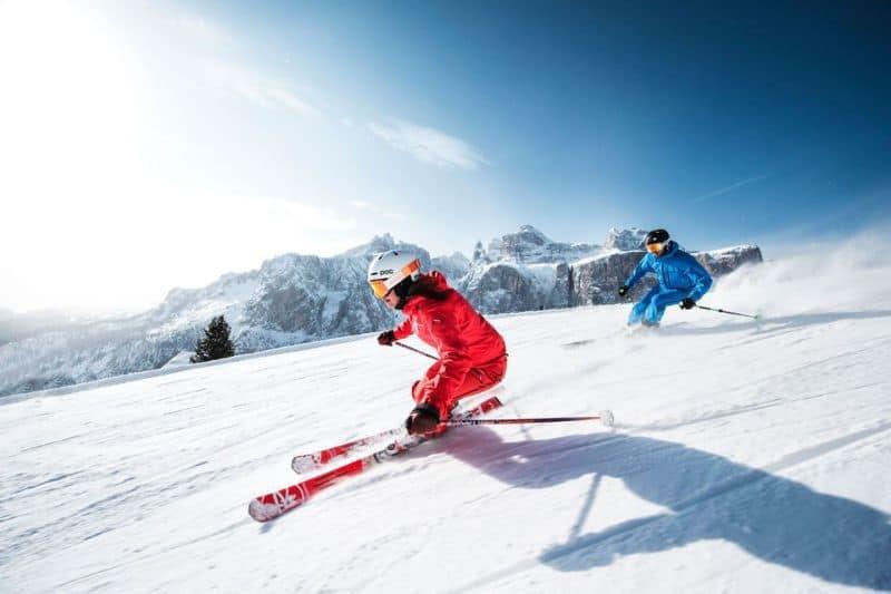 pierzi din greutate la schi)