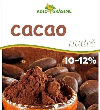 arderea grasimilor de cacao)