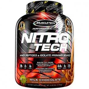 este nitrotech bun pentru pierderea în greutate