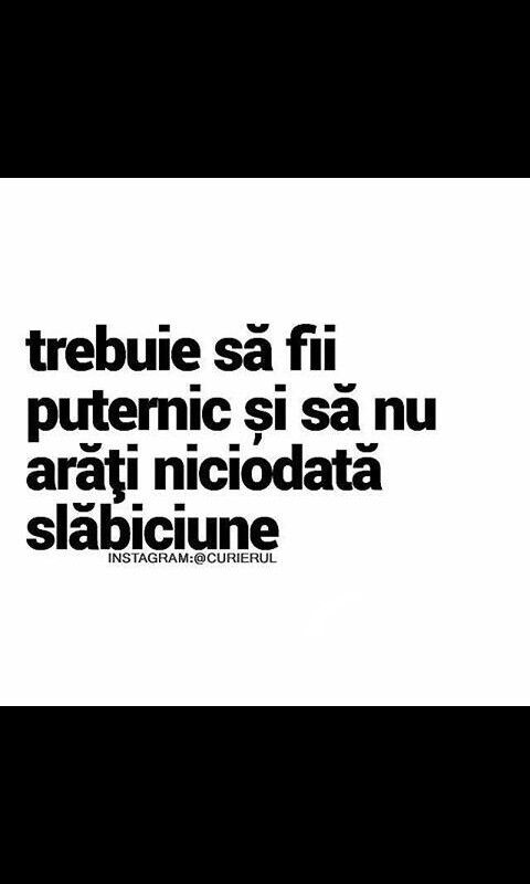 slăbiciune robinson)