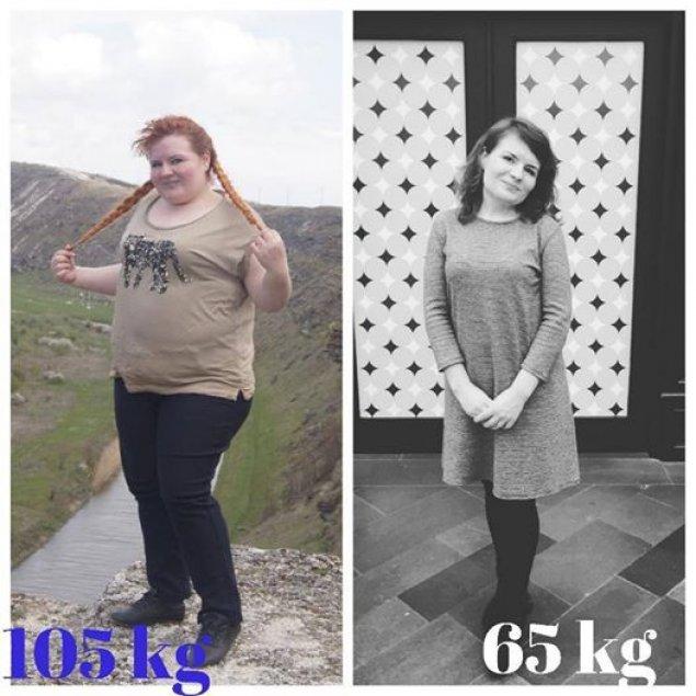 cum să slăbești 65 kg)