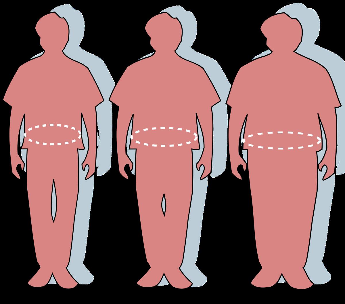 scădere în greutate atunci când sunt obezi