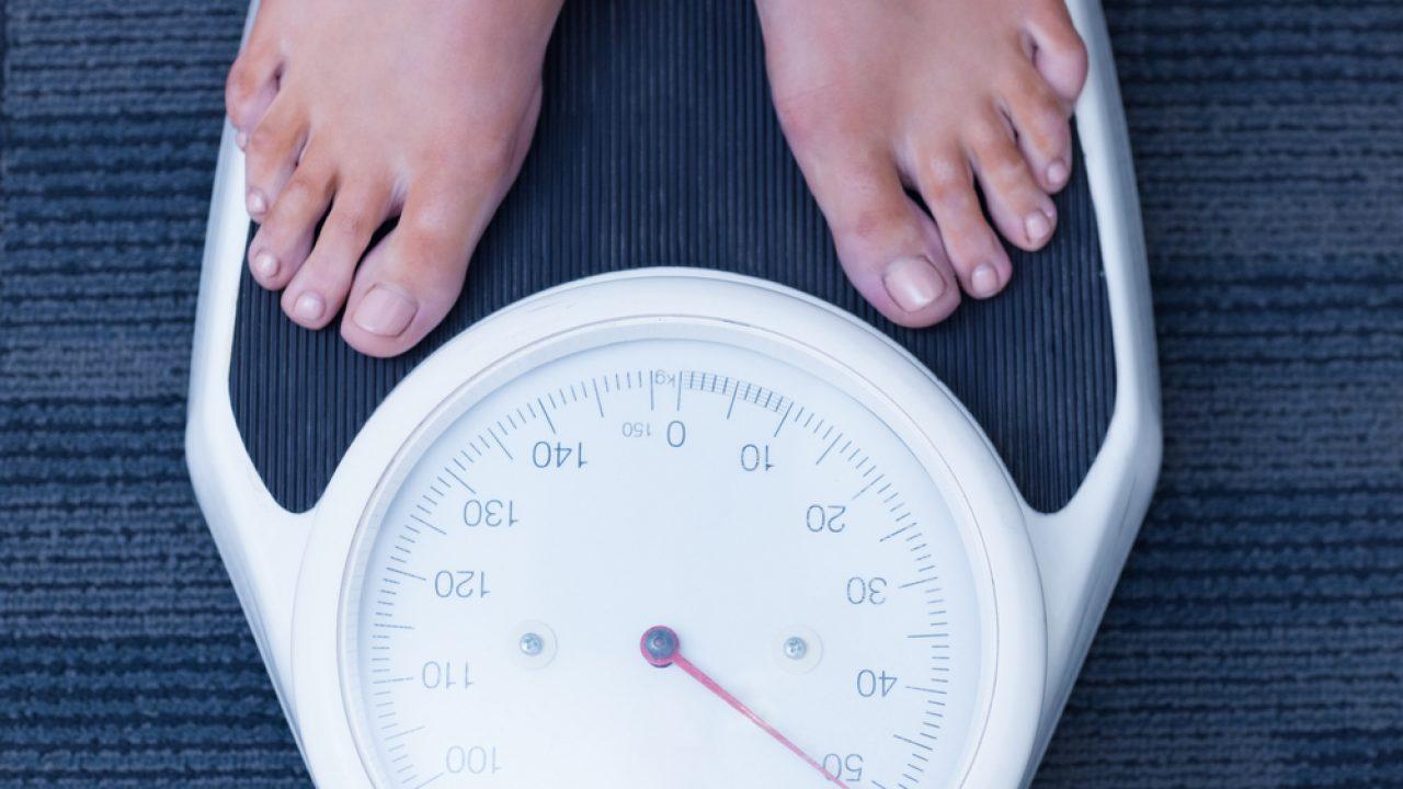 scădere în greutate psihică)
