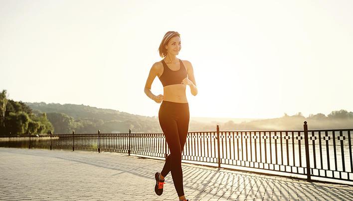 Planul simplu care a ajutat-o pe o femeie să scape de 46 de kilograme