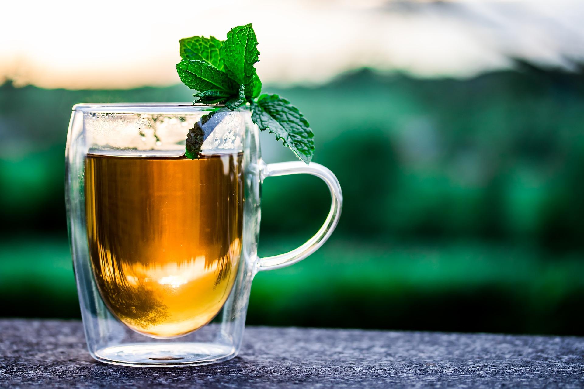 pierdere în greutate ceai diy