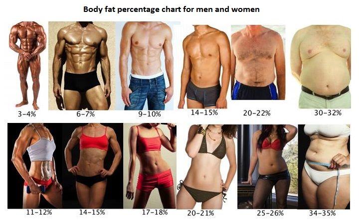 Cum să vă găsiți procentul de grăsime corporală