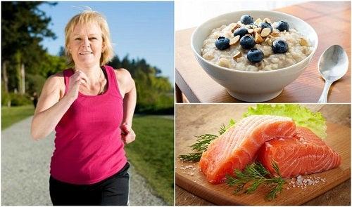Cum de a pierde in greutate cu menopauza: sfaturi - Sângerare