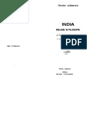 IR_India-Religie Si Filosofie