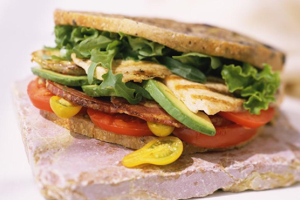 pierderea în greutate sandwich sandwich sănătoasă