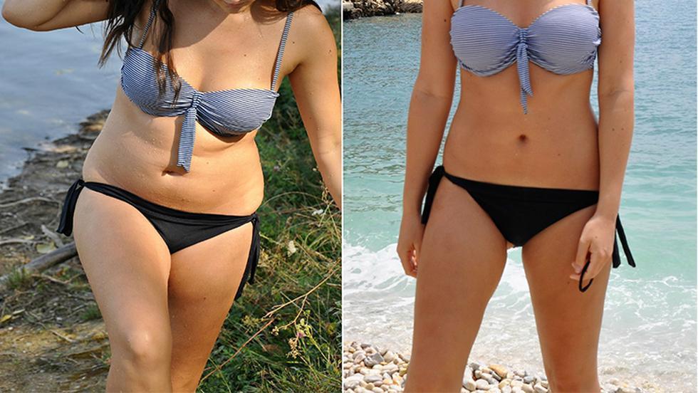 Am slăbit șapte kilograme în patru zile, ca să-l bat măr pe unu'