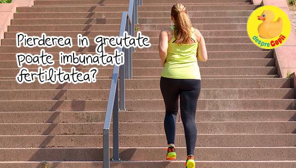 Poate perioada mea să oprească pierderea în greutate
