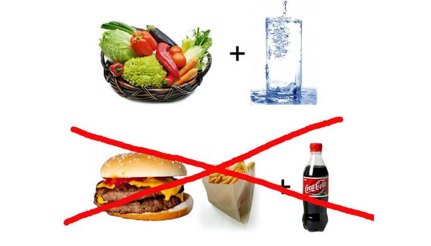 5 mici modificări pentru a pierde în greutate)