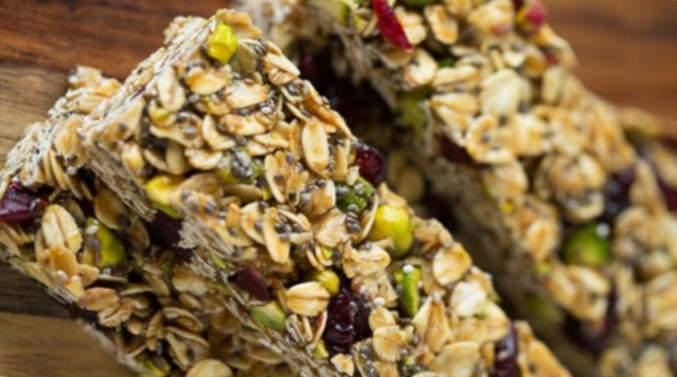 cum se fac bare de granola pentru pierderea in greutate)