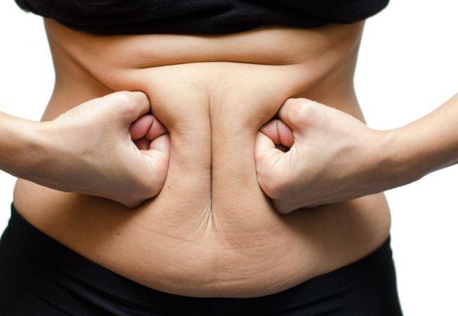 pierde grăsime în jurul organelor interne