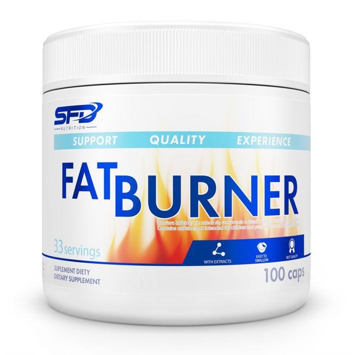 trec thermo fat burner sfd