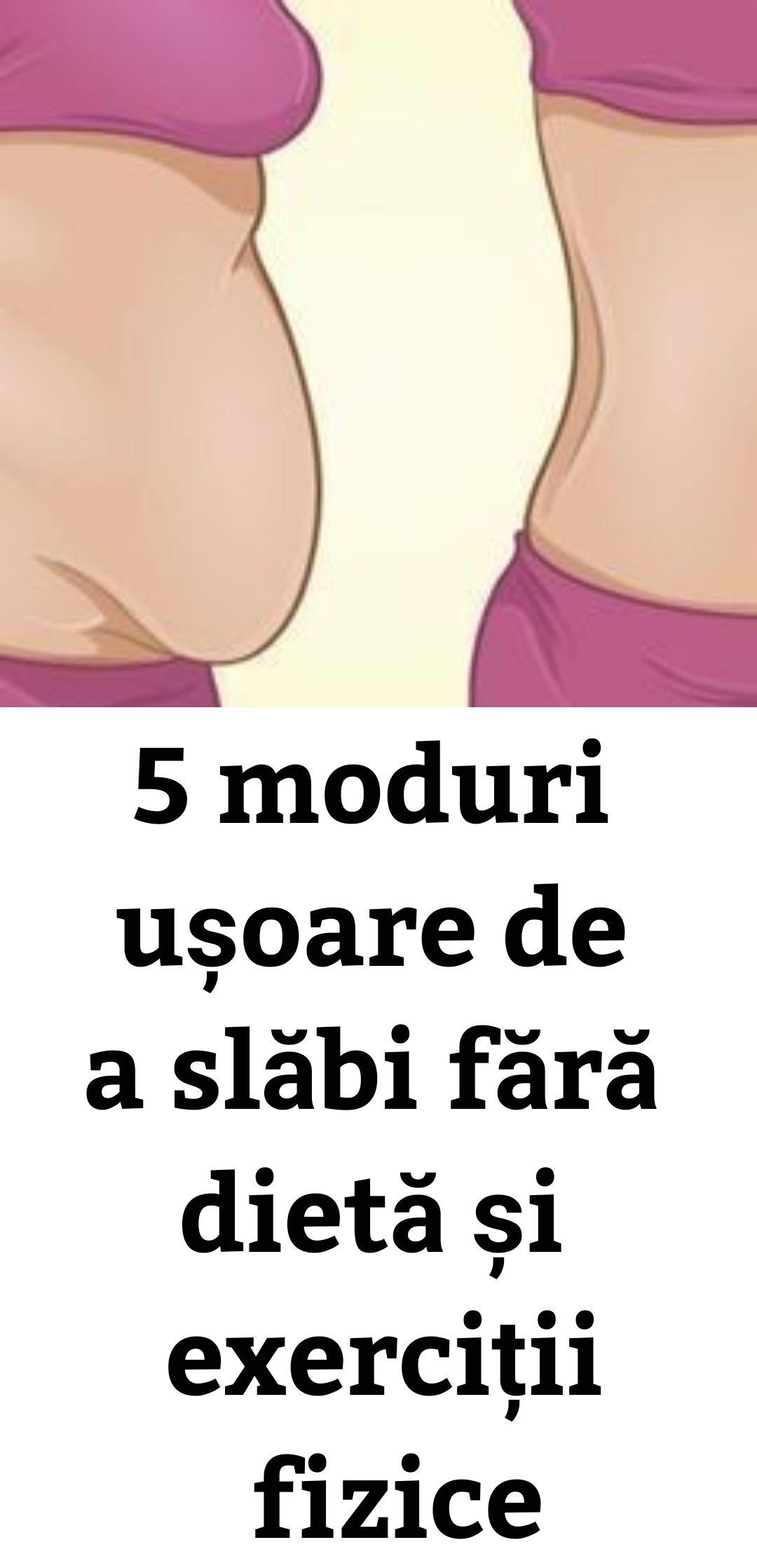 Pierdere în greutate de 5 lire într-o săptămână)
