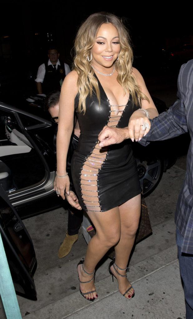 Mariah Carey, în Costum De Baie. Diva A Slăbit Foarte Mult   Libertatea