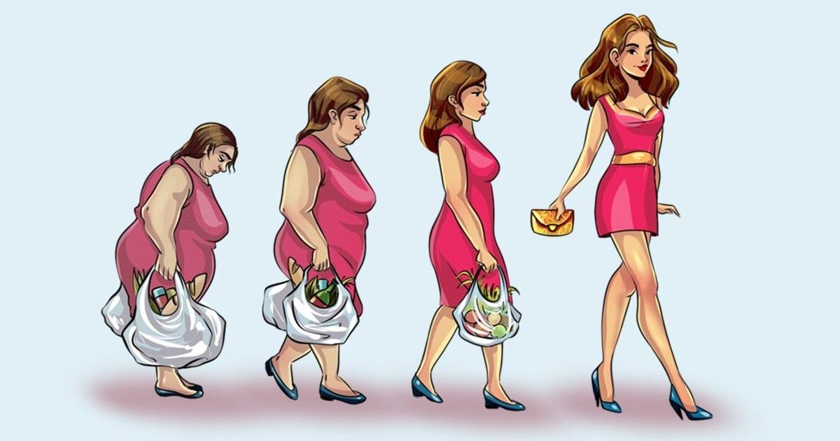 Top 10 greșeli de pierdere în greutate