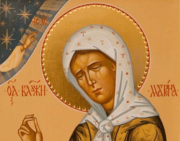 sfânt să se roage să slăbească)