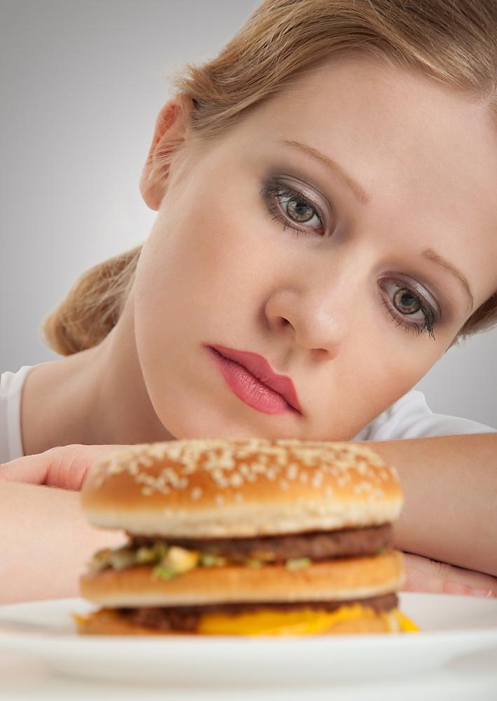 scădere în greutate și lipsa poftei de mâncare