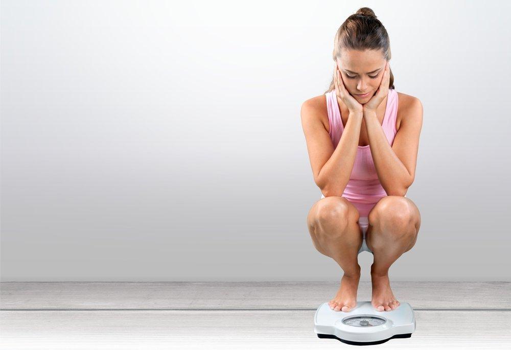 pericol de pierdere în greutate