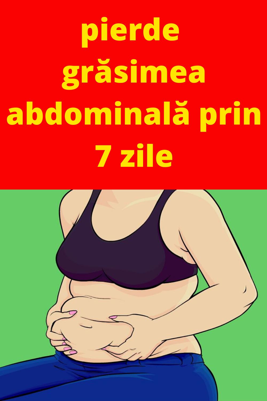 pierde grăsime sau pierde în greutate)