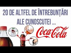 Coca cola te face să slăbești