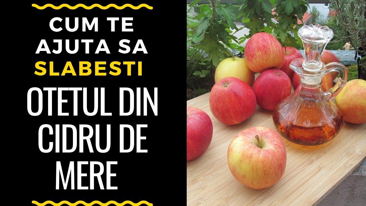 Cum te ajută oțetul din cidru de mere să slăbești