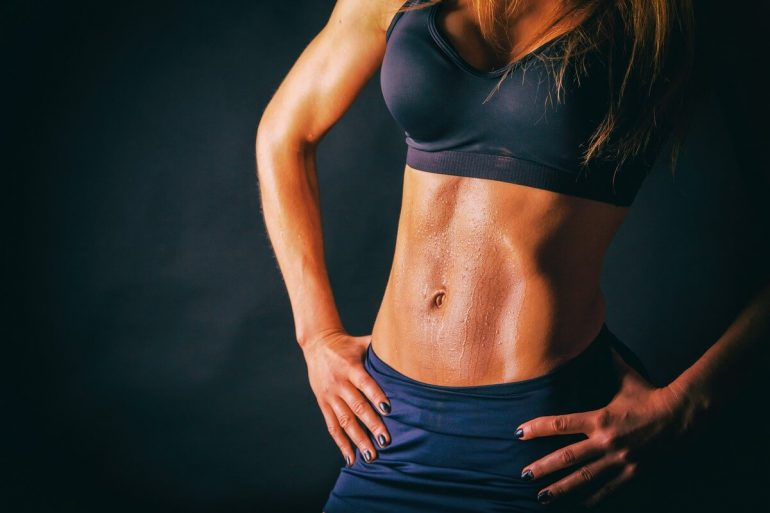 cum poate o femeie să piardă grăsimea corporală