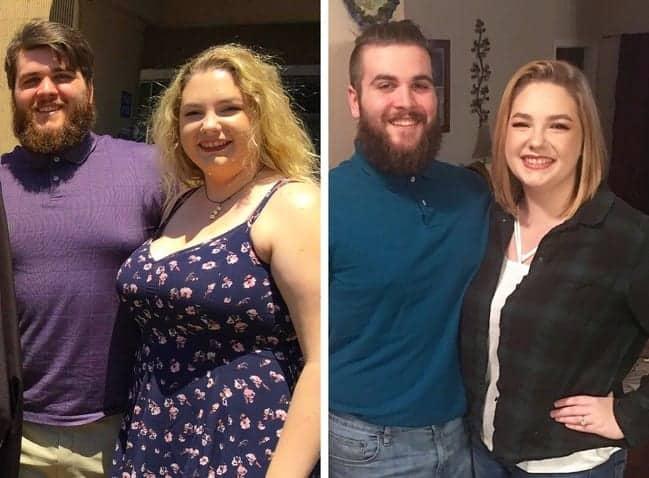 Femela de 21 de ani pierde in greutate)