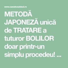 Pierderea în greutate metoda japoneză
